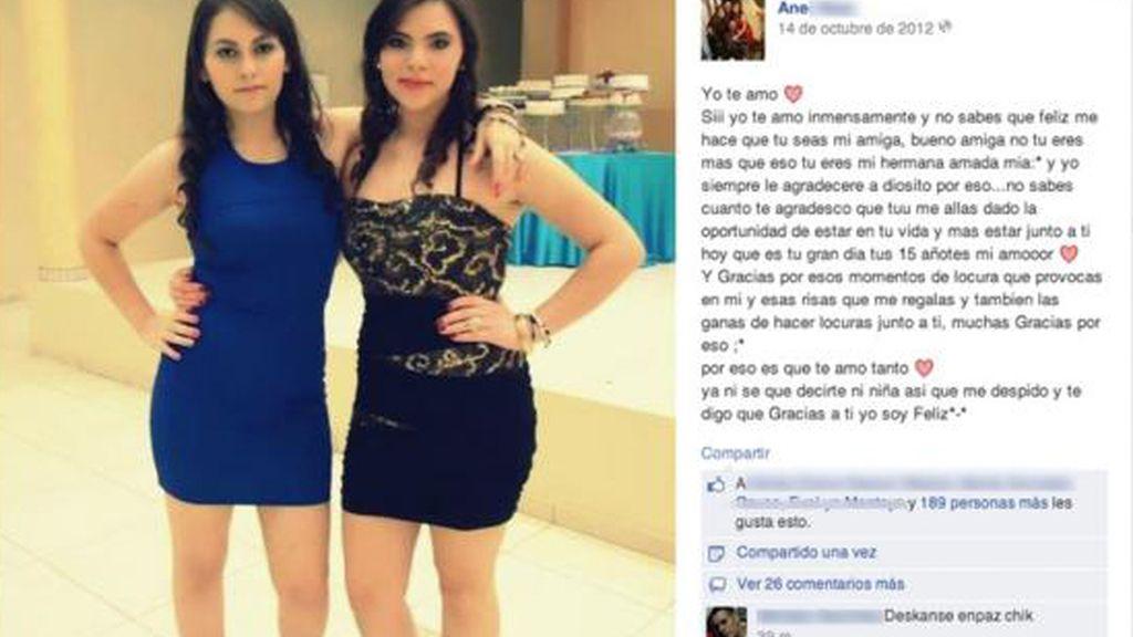 Mata de 65 puñaladas a su amiga por publicar una fotografía en Facebook