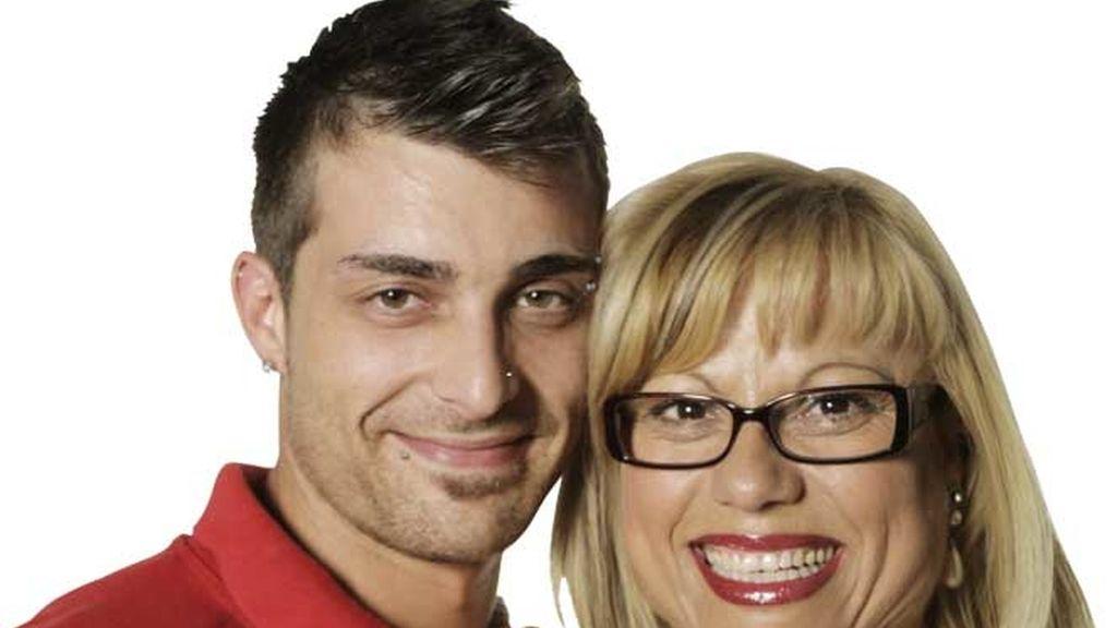 Quién quiere casarse con mi hijo: David Olid y Julia
