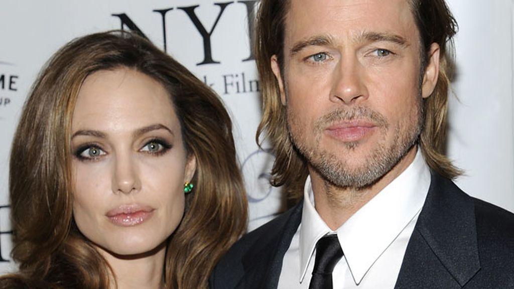 Brangelina (Brad Pitt y Angelina Jolie)