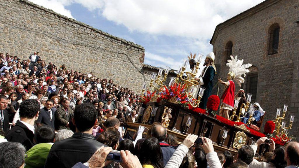 La procesión de La Estrella, Ávila