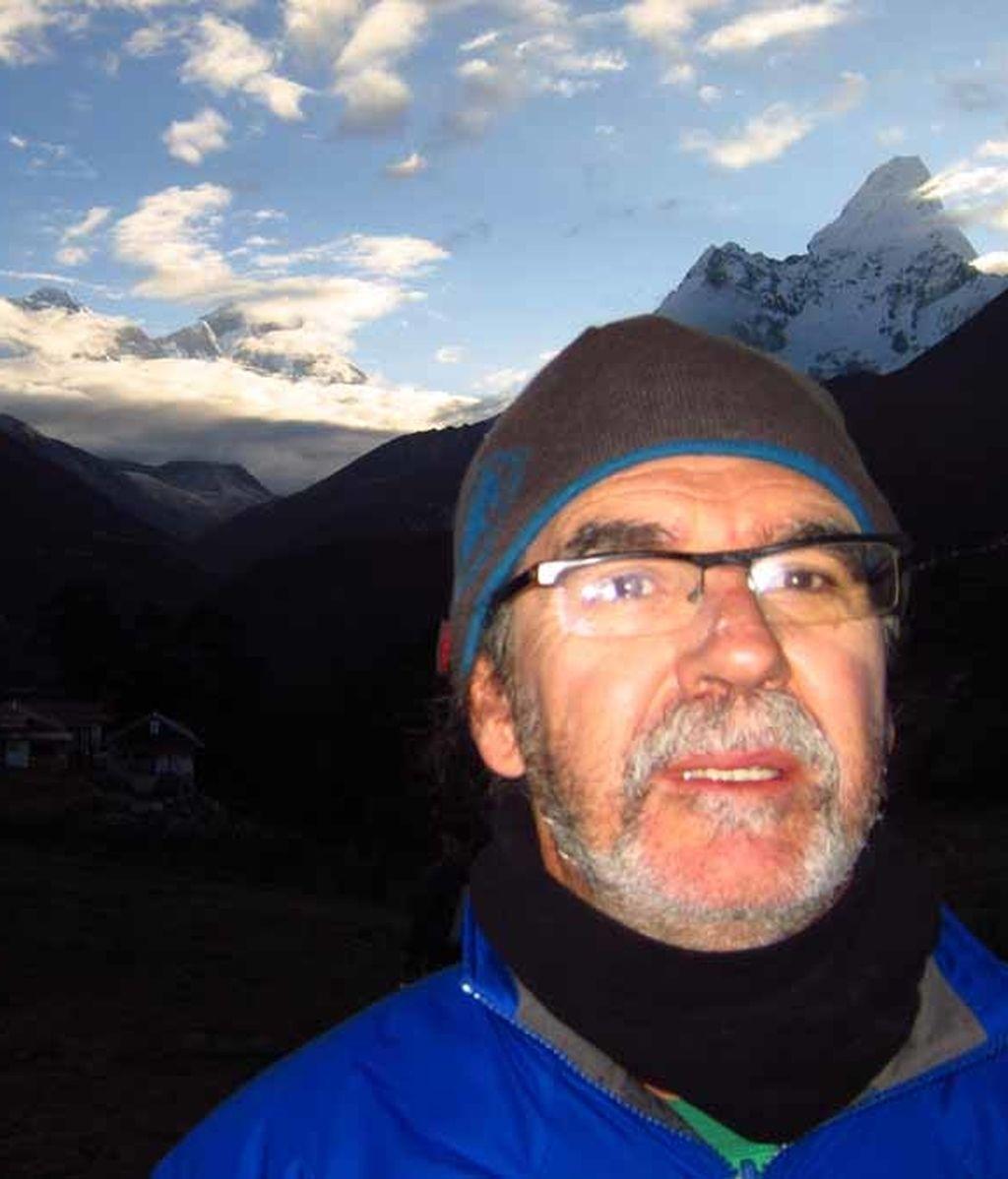 Ángel Gutiérrez, el 'DOC' del equipo