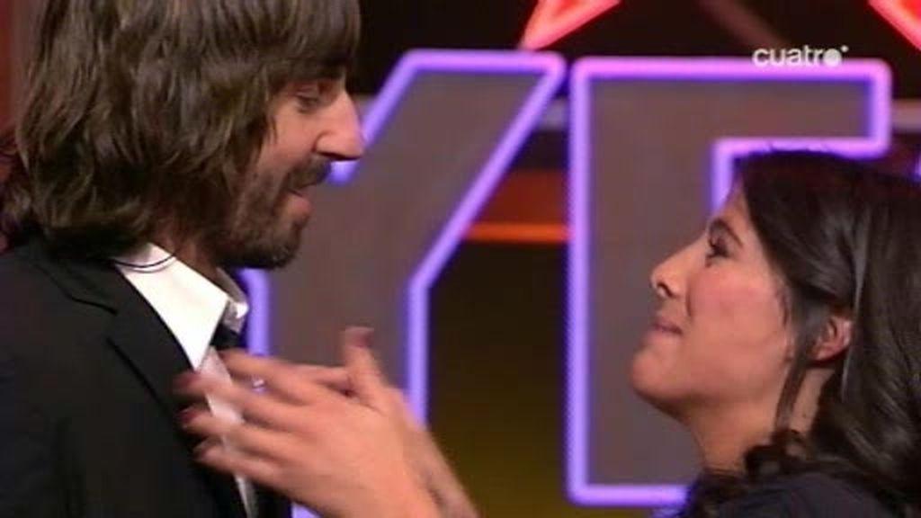 """Susanna explica a Gorka Otxoa a evitar que te hagan """"la cobra"""""""