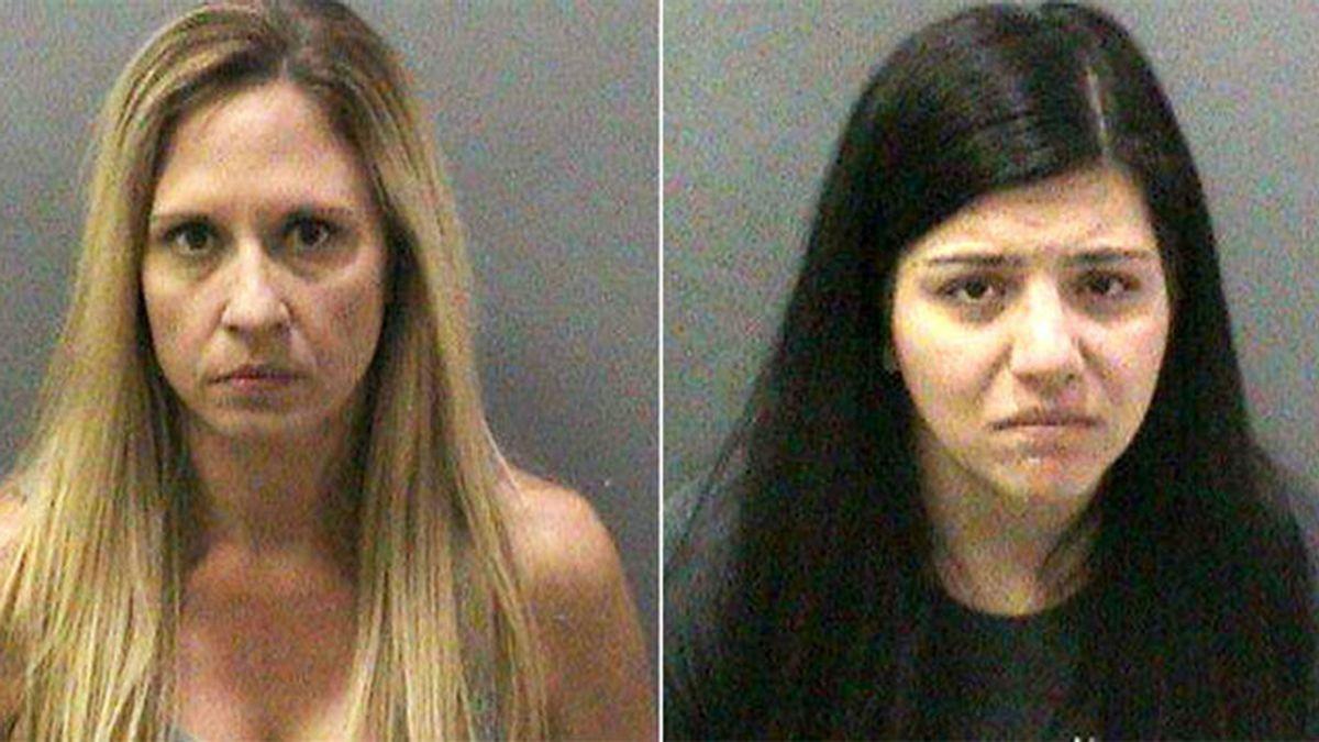 sexo con alumnos,profesoras de California,Melody Lippert,Michelle Ghirelli,abusos a menores,