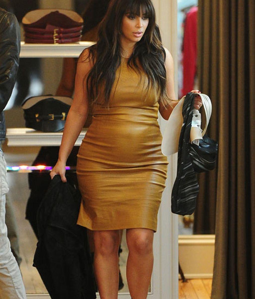 Kim Kardashian lo utiliza en su vida cotidiana