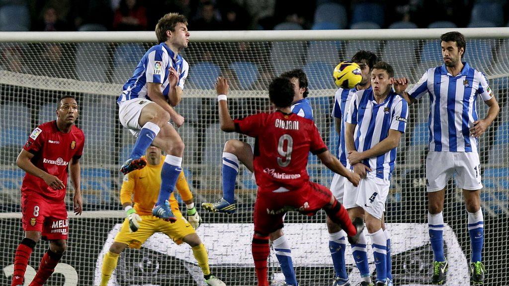 Real Sociedad - Mallorca
