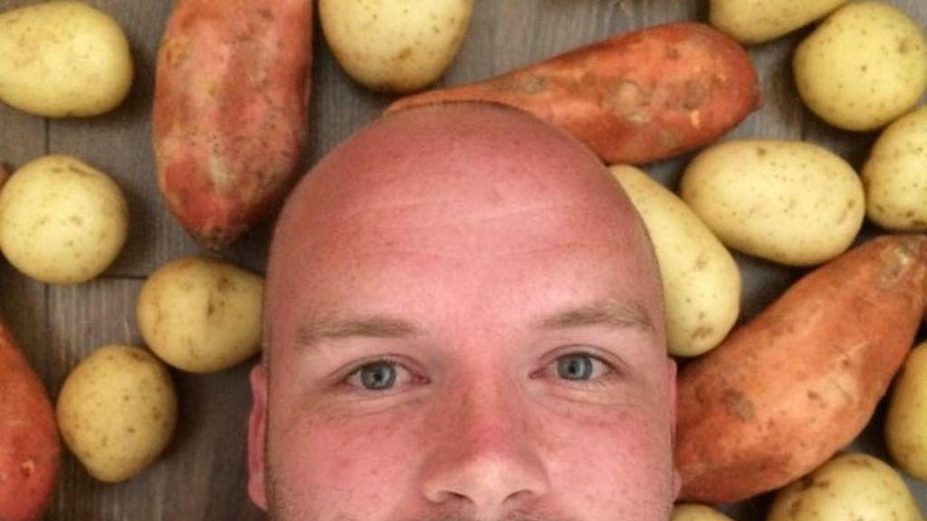 Adelgaza 10 kilos comiendo patatas