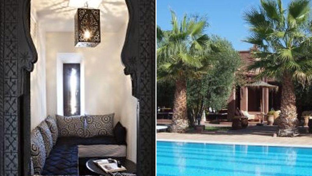 7. Les Terres M'Barka (Marraquech, Marruecos)