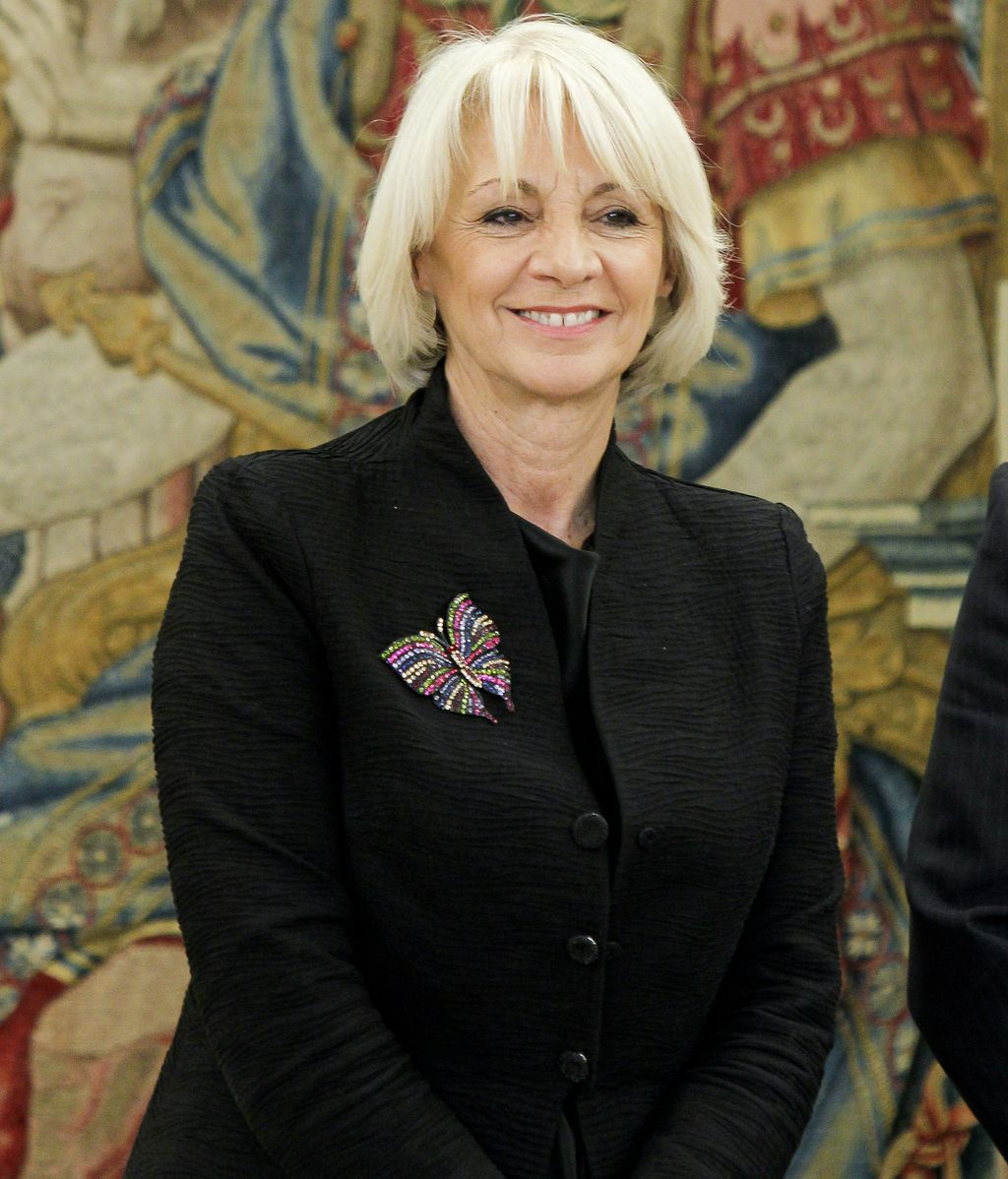 Teófila Martínez, la alcaldesa de Cádiz