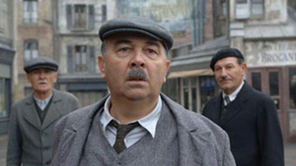 Escena de 'Paris,Paris', con Gérard Jugnot.