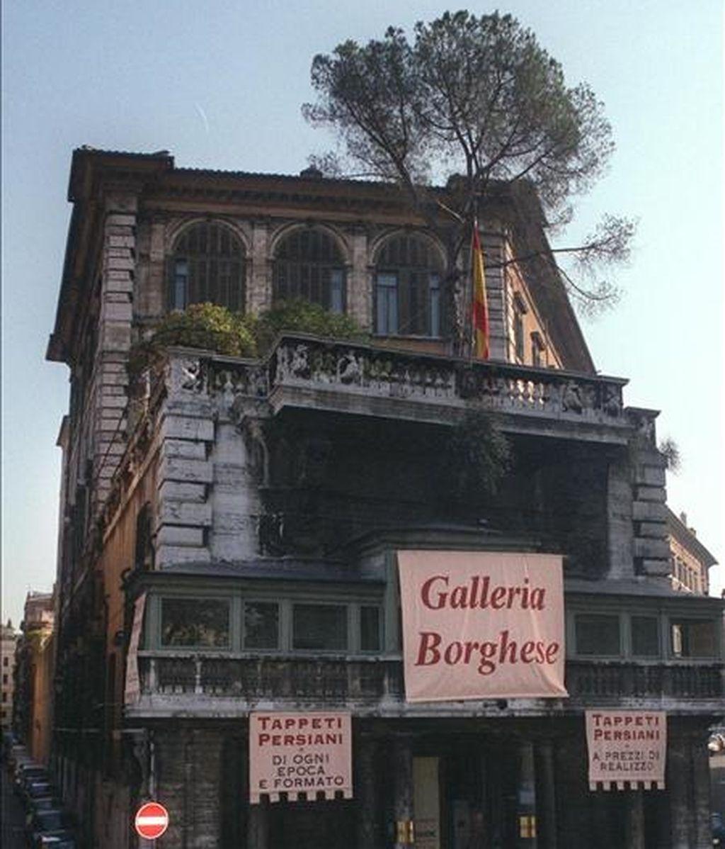 La Galleria Borghese y las iglesias que guardan con celo algunas de las pocas obras que pintó Caravaggio abrirán durante la noche en el 400 aniversario de su muerte. EFE/Archivo