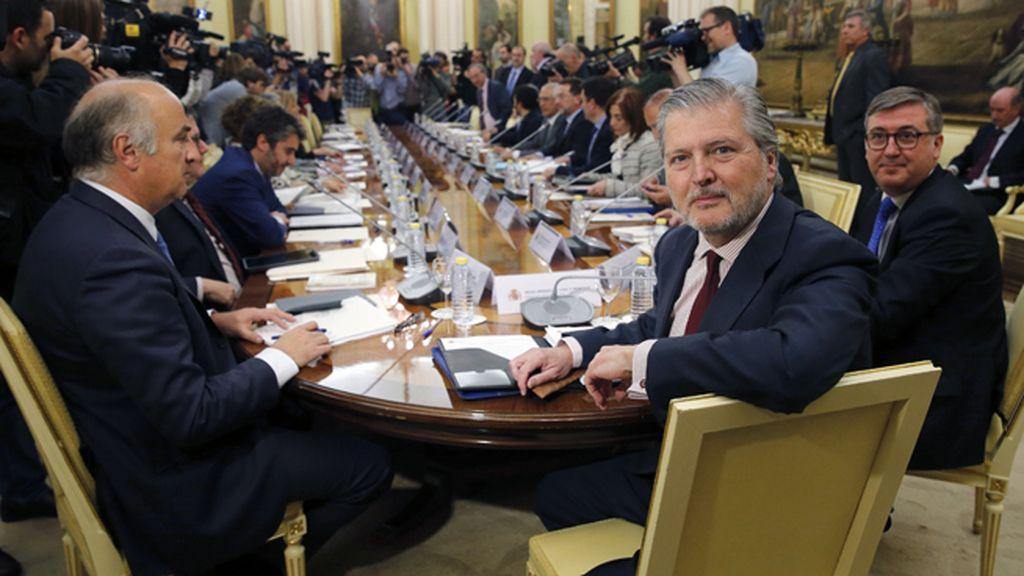 Méndez de Vigo preside la Conferencia Sectorial de Educación