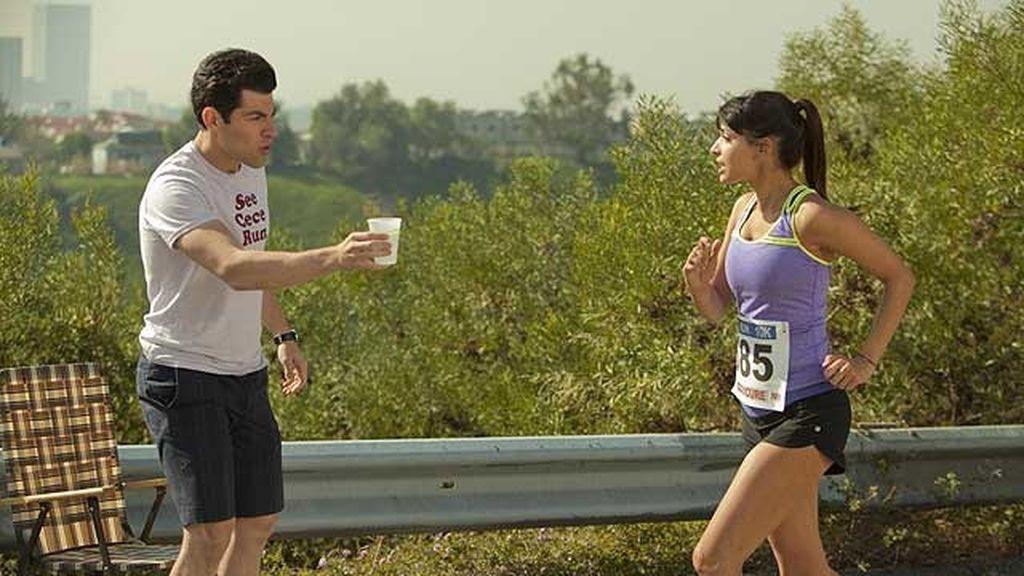 Un maratón y un seccreto