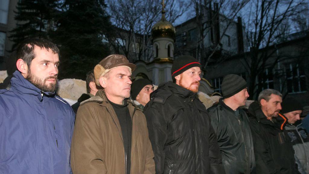 Kiev y los prorrusos completan el canje de prisioneros de este viernes