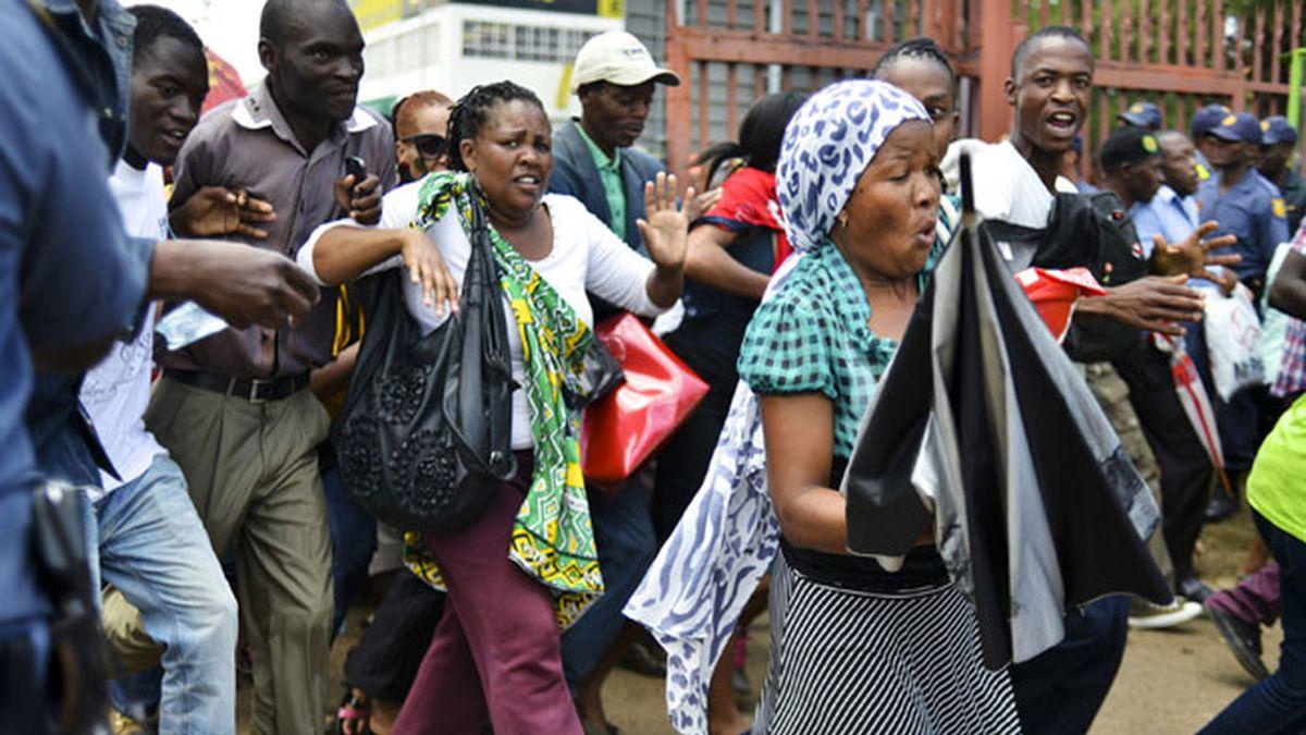Sudáfrica,Nelson Mandela,funeral,capilla ardiente,Pretoria