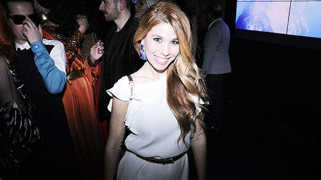 Natalia, una de las cantantes favoritas de ¡Qué trabaje Rita!
