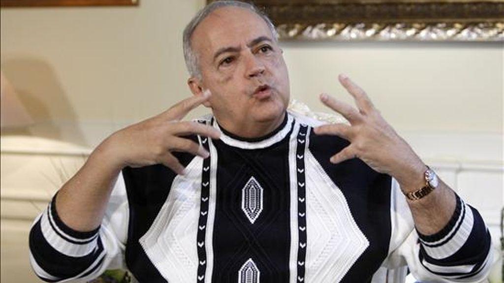 """El asesor de Jose Luis Moreno está catalogado como """"muy peligros"""". Video: Informativos Telecinco."""