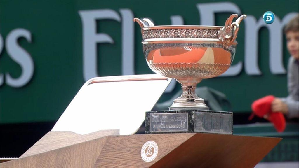 Lo mejor de Roland Garros, en imágenes