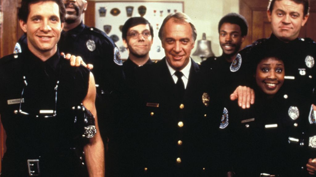 Loca academia de policía 2