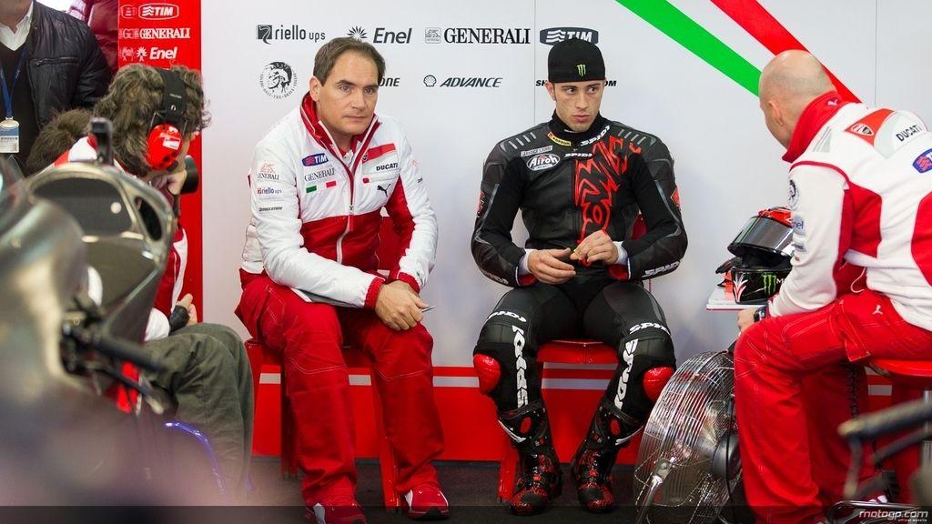 Dovizioso intentará que Ducati no eche de menos a Valentino Rossi