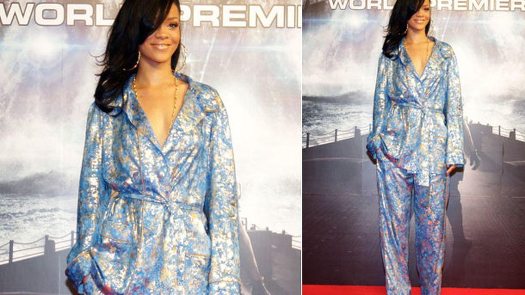 Más pijama que kimono