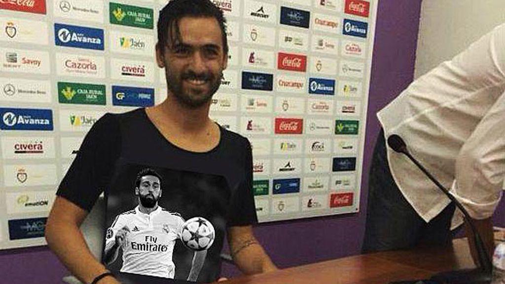 La camiseta del jugador ha creado nuevas propuestas