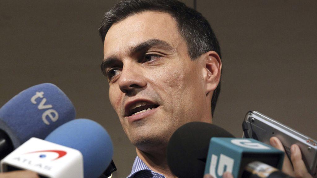 Pedro Sánchez continúa con la ronda de contactos con los líderes socialistas regionales