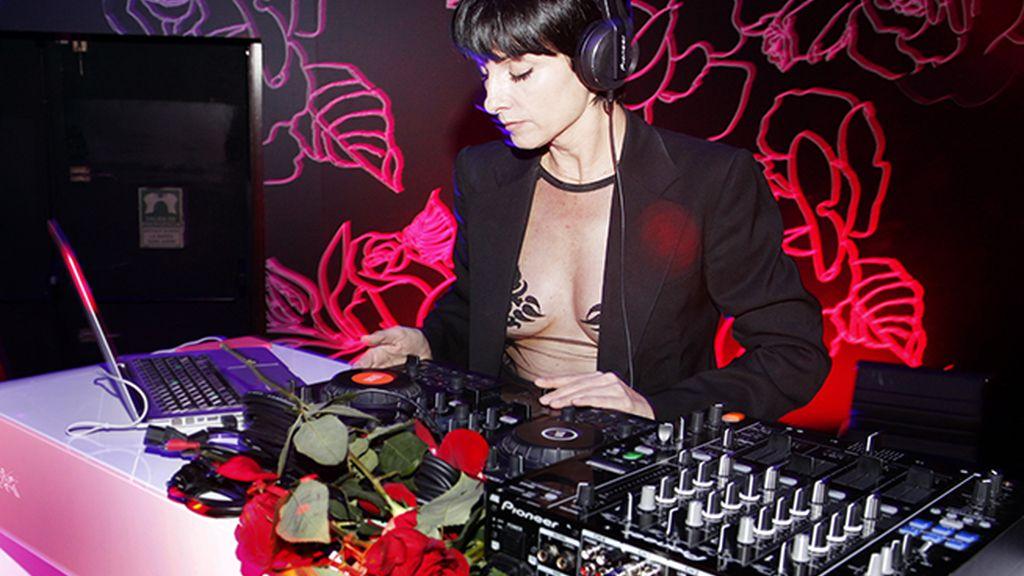 Najwa Nimri acertó de lleno con su selección de temas para esta fiesta tan original