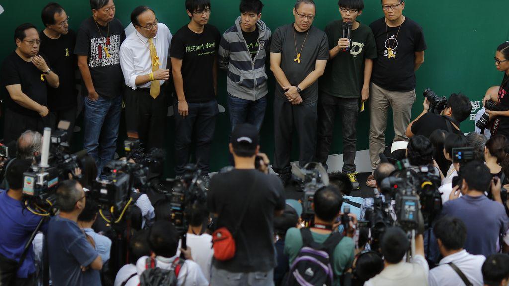 El líder estudiantil llama a unirse a las protestas ante la suspensión del diálogo