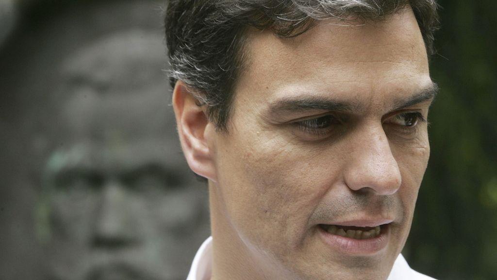 Pedro Sánchez,candidato a la Secretaría General del PSOE