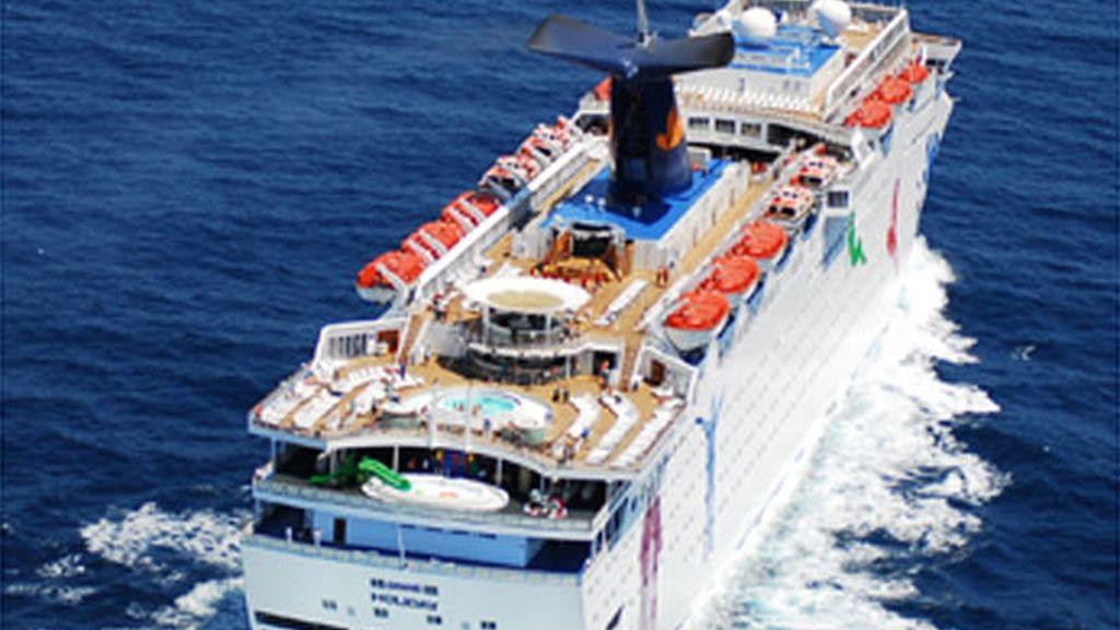 ¡Vete de crucero en el Grand Holiday!
