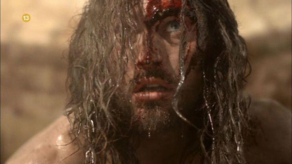 Promo Spartacus. Sangre...