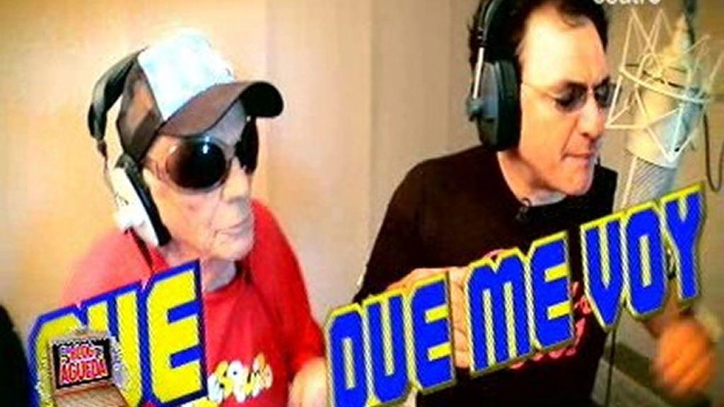 Chimo Bayo y DJ Biagra con su temazo 'Que me voy'