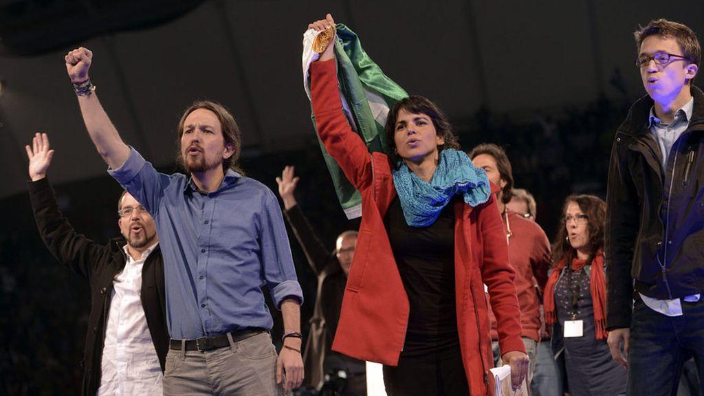 Podemos cierra campaña en Sevilla