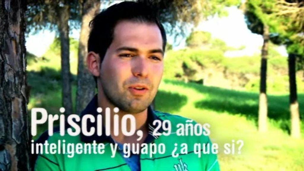 Promo Granjero busca esposa. Priscilio, 29 años, y Abel, 25 años