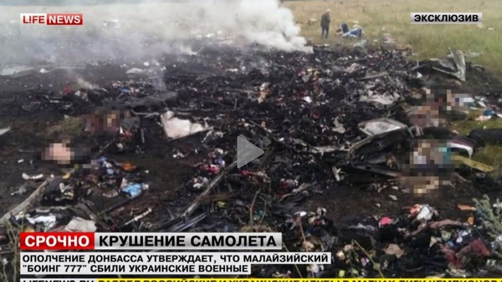 En el avión viajaban pasajeros de 12 nacionalidades