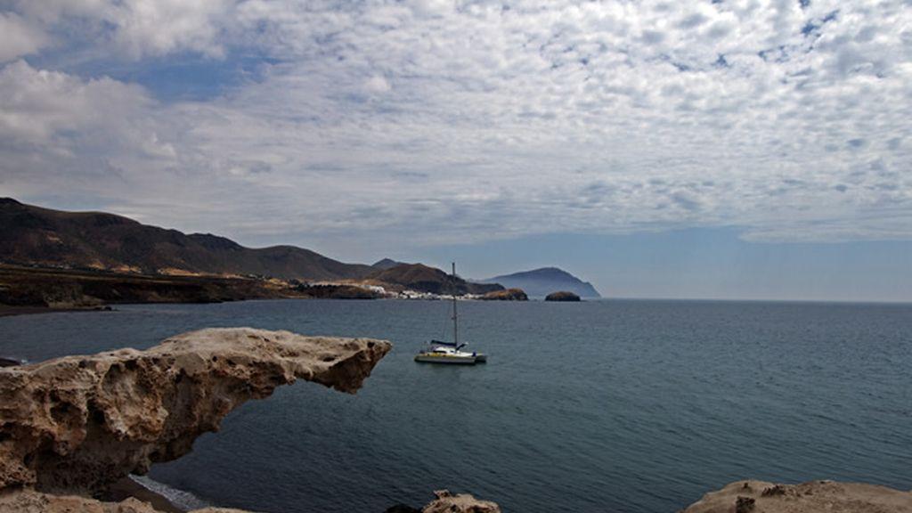 Bisbal encuentra refugio espiritual en El Cabo de Gata