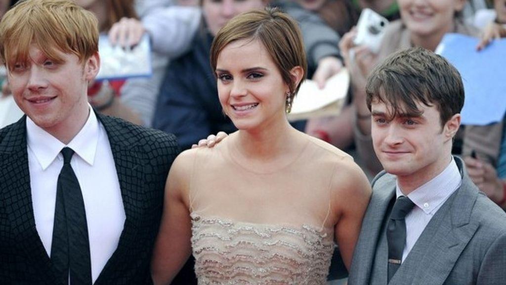 Première mundial de 'Harry Potter y las reliquias de la muerte, parte II'