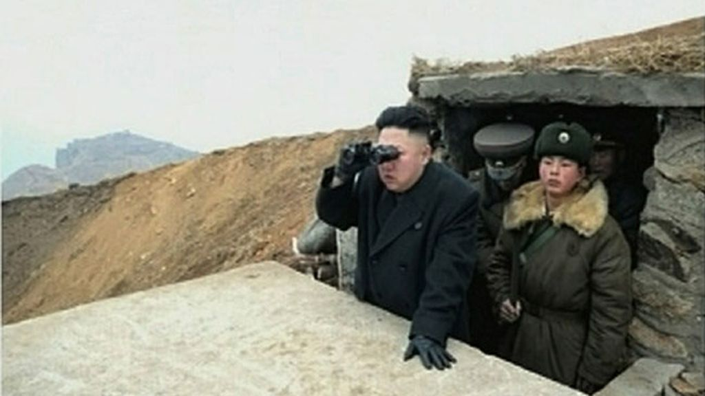 El conflicto entre las dos corea se calienta