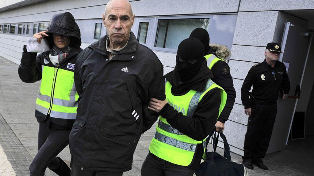 El juez Andreu envía a prisión a 'Santi Potros'