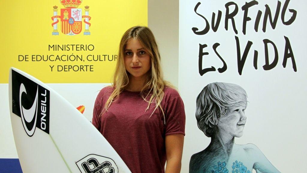 Presentación del Campeonato de España de Surf