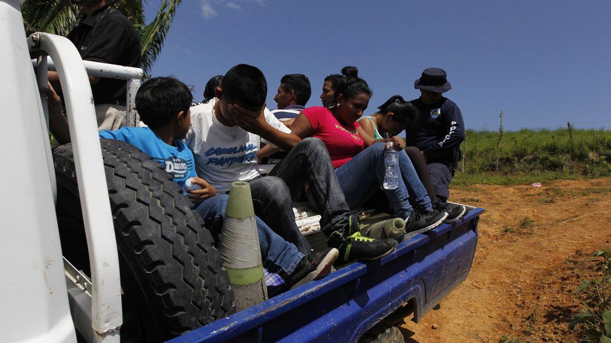 EEUU inmigración,inmigrantes menores,niños inmigrantes,crisis humanitaria