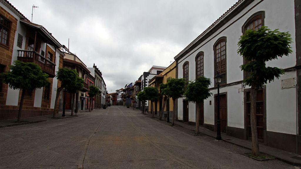 Raquel del Rosario regresa a Gran Canaria para recordar sus escenarios de infancia