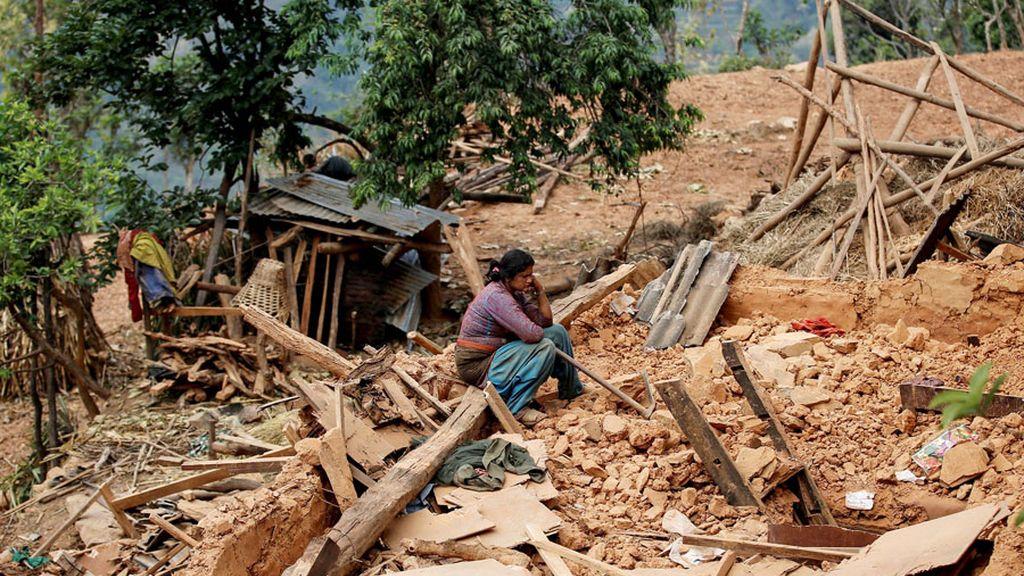 El terremoto de Nepal deja ya más de 5.000 muertos