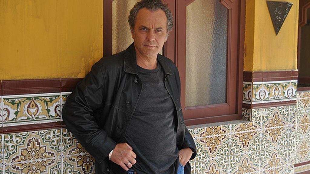 Francisco Marcos (José Coronado), el policía veterano