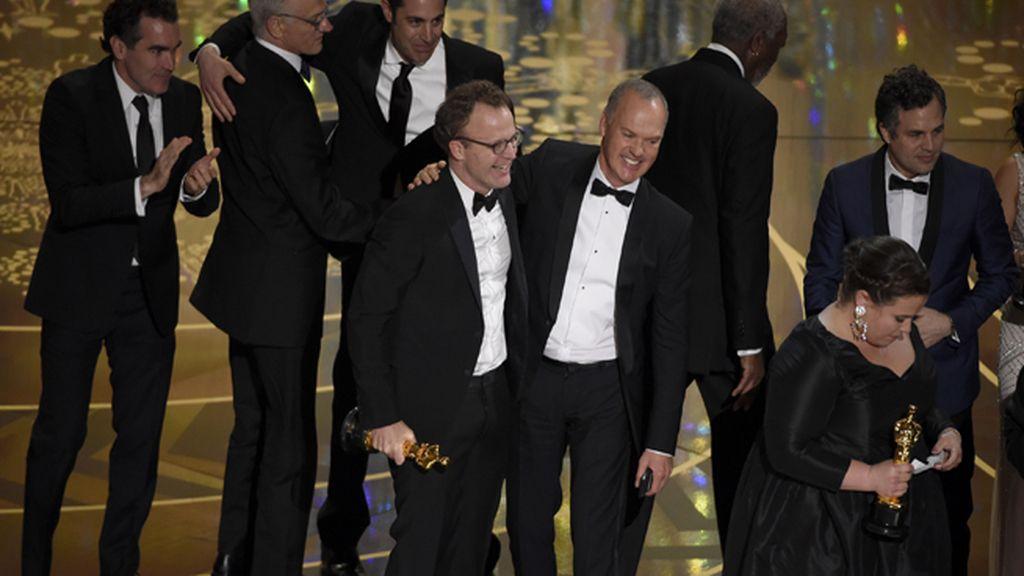 'Spotlight', Óscar a la mejor película