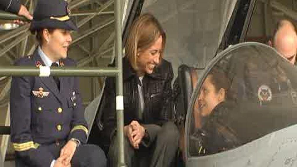 Las mujeres militares