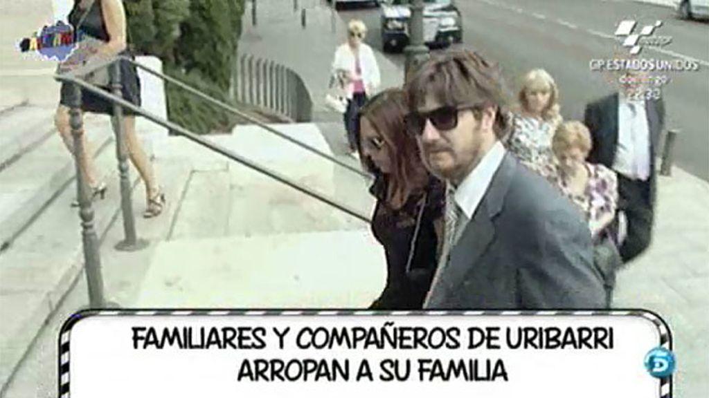 Misa funeral por José Luis Uribarri