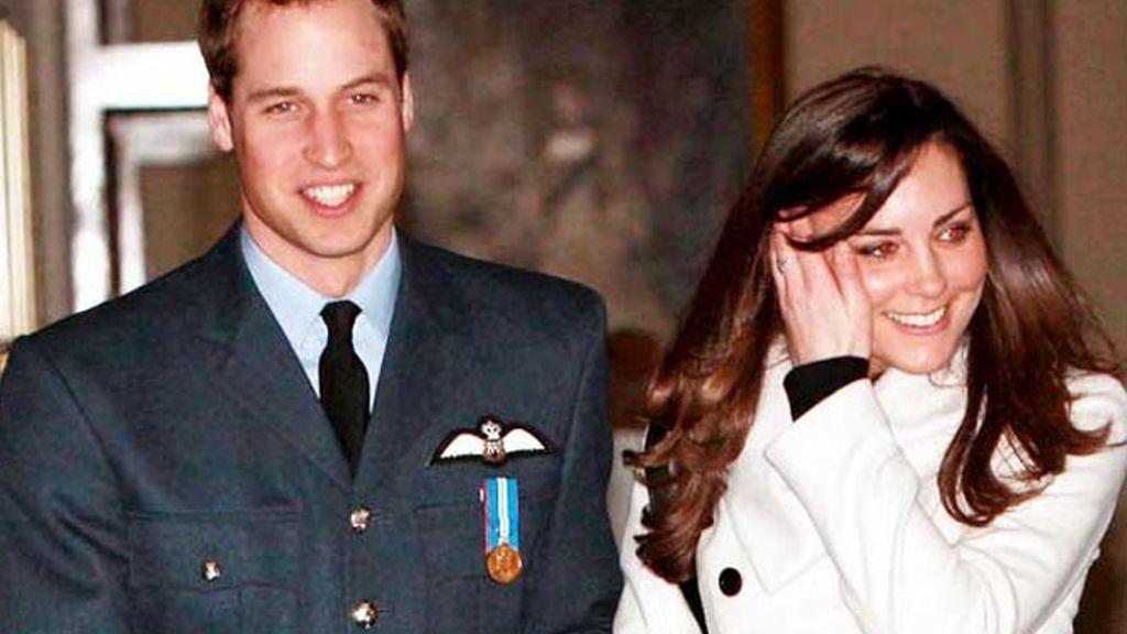 El príncipe Guillermo y Kate Middleton se conocieron en St. Andrews