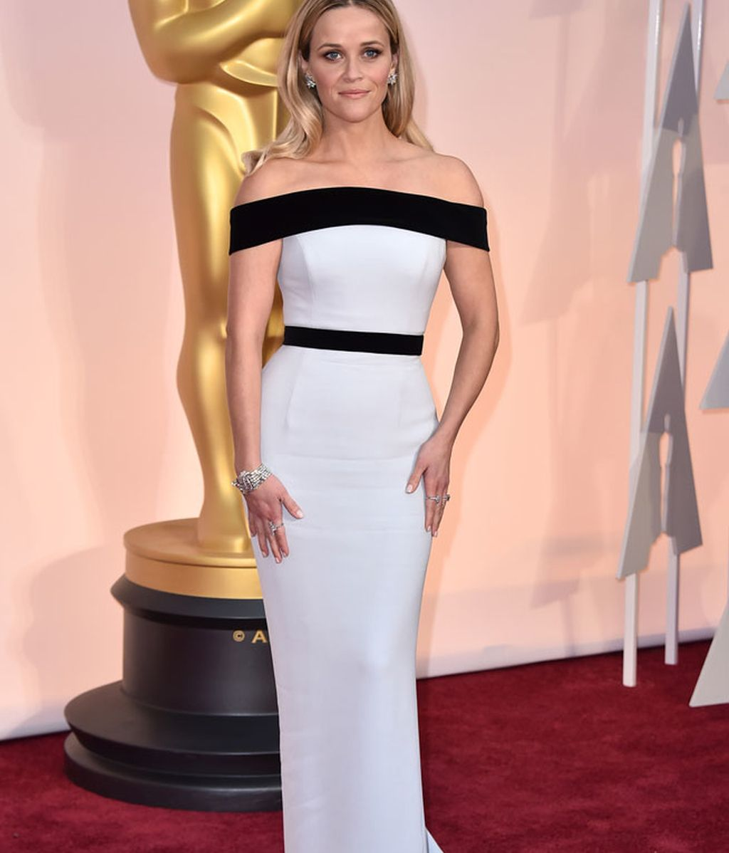 Reese Witherspoon vestida de Tom Ford