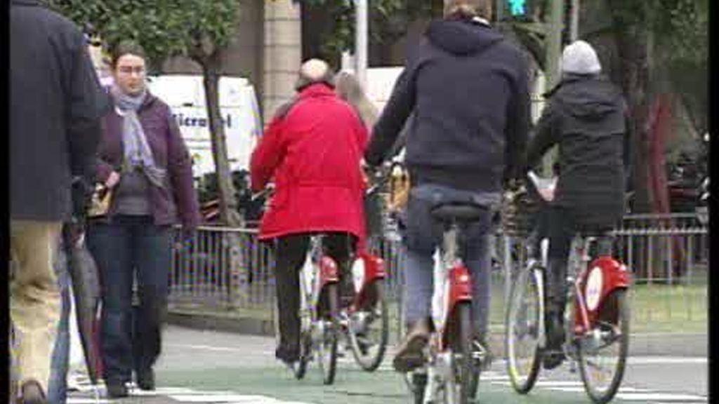 La bici sigue rodando en Sevilla